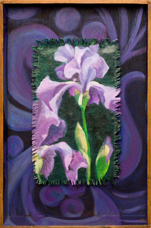 15_Chorus Girls_Oil on Wood & Canvas_12x19_$975.jpg