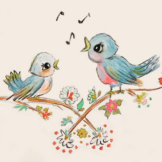 Songbird detail