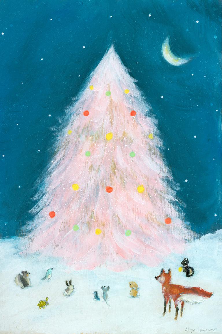 Allyn_Howard_Christmas-tree_pink.jpg