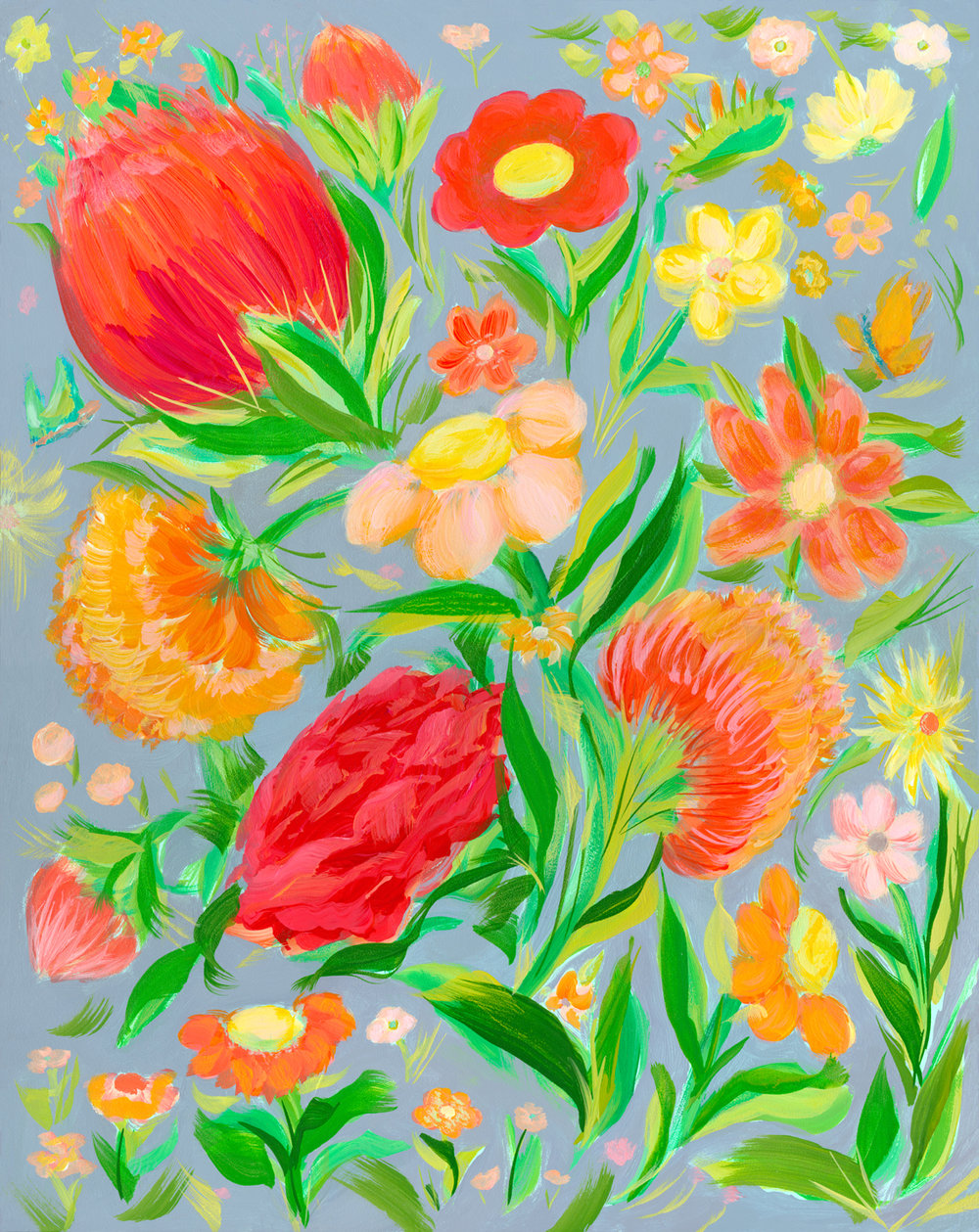 Allyn_Howard_Flowers_reds-oranges_dpGry.jpg