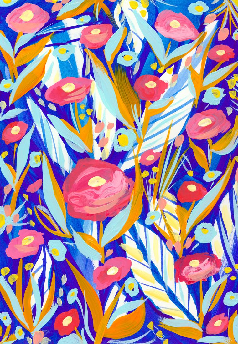 2 Allyn_Howard_pink-flowers_Blue.jpg
