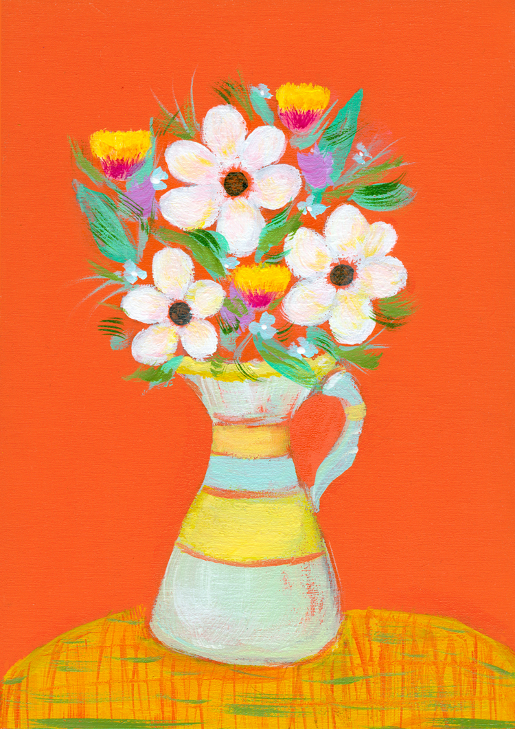 Allyn_Howard_vase-flowers_orange_back.jpg