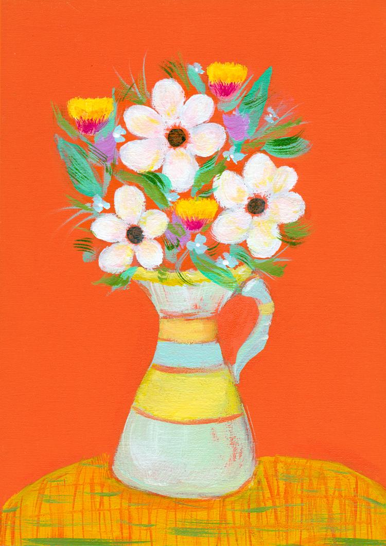 Allyn_Howard_vase-flowers_orange_back.jpg
