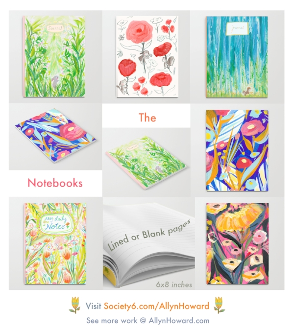 Amazing Iu0027ve Added New Products To My Society 6 Shop, Including These Notebooks,  Above. Take A Look To See The Latest! Pictures Gallery