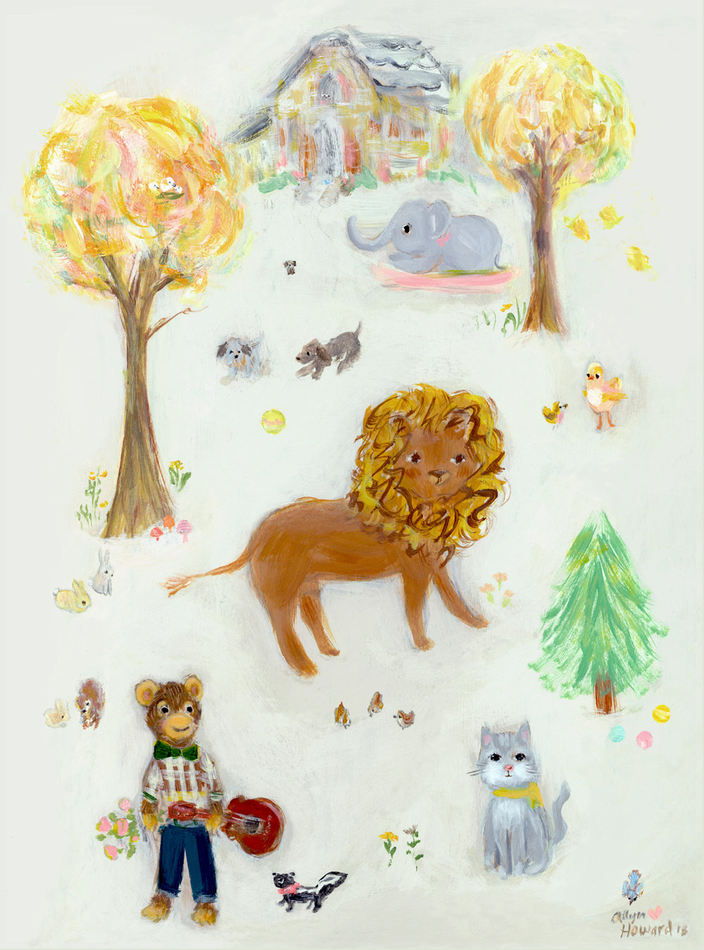 Allyn_Howard_Lion_countryside.jpg