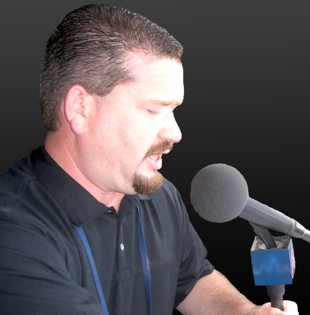 Casey Motter  Professional Major League Announcer Voice of BallparkDJ