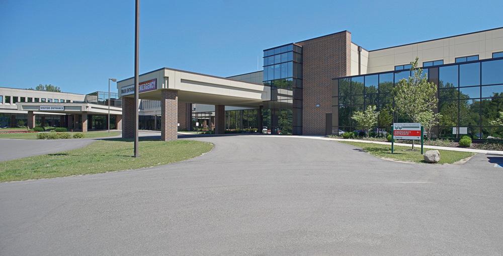 Woodlawn Hospital