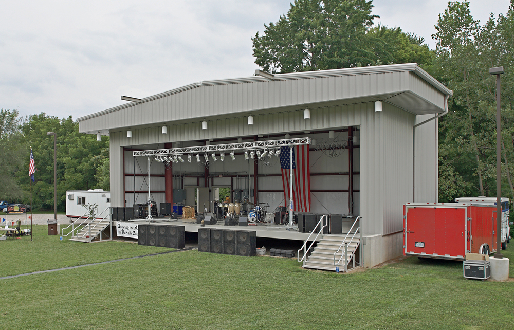DeKalb Outdoor Theater