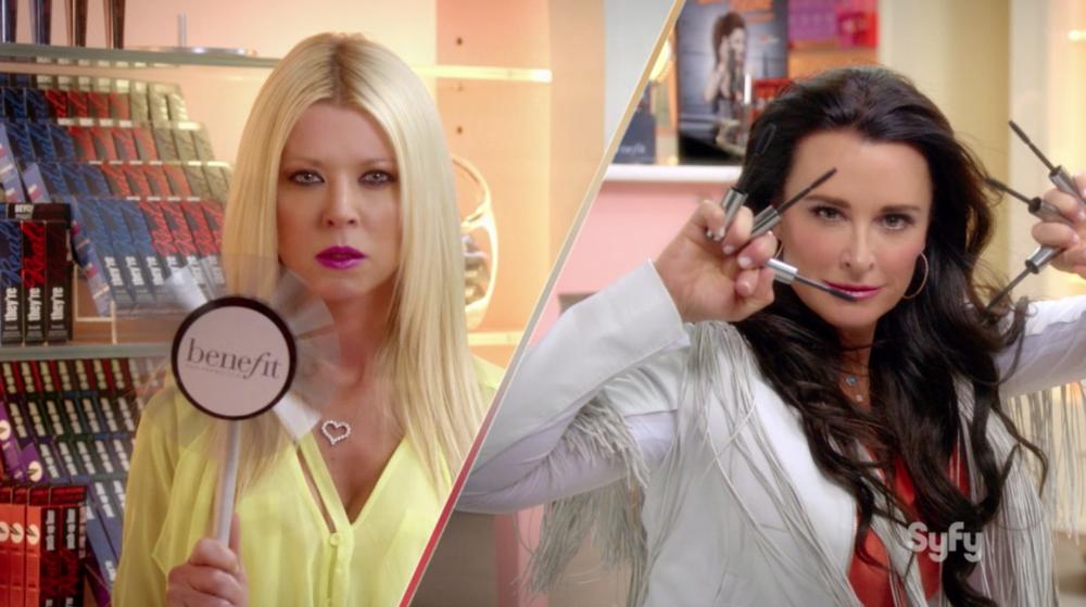 Benefit Cosmetics vs. The Sharknado