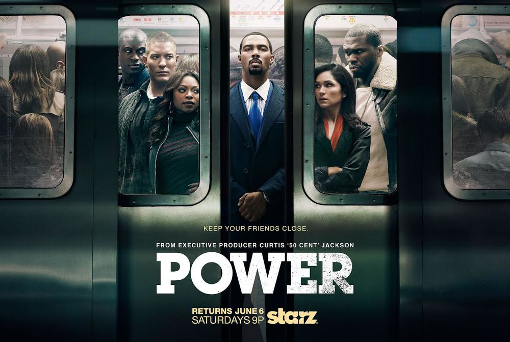 Starz - Power, VFX