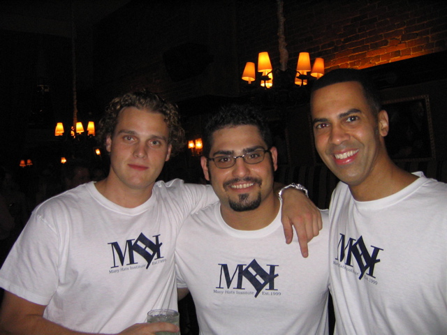 MHI SPECIAL BARTENDERS 4 A CAUSE