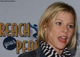 Julie Bowen @ Reach Your Peak Launch NYC