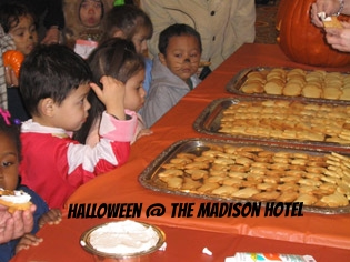 MHI Halloween at the MADISON DC