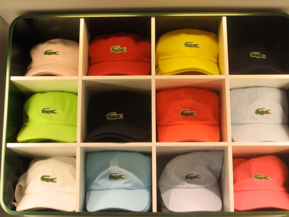 LACOSTE AND MHI