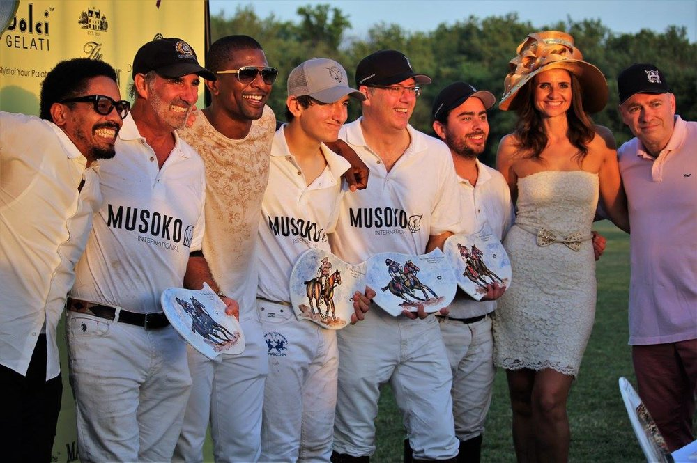 The Marley's & MUSOKO Polo Team