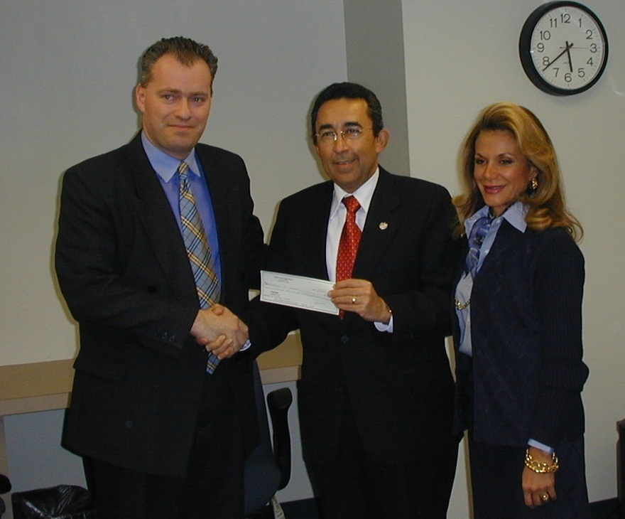 MHI supports the Latin American Ambassadors Committe