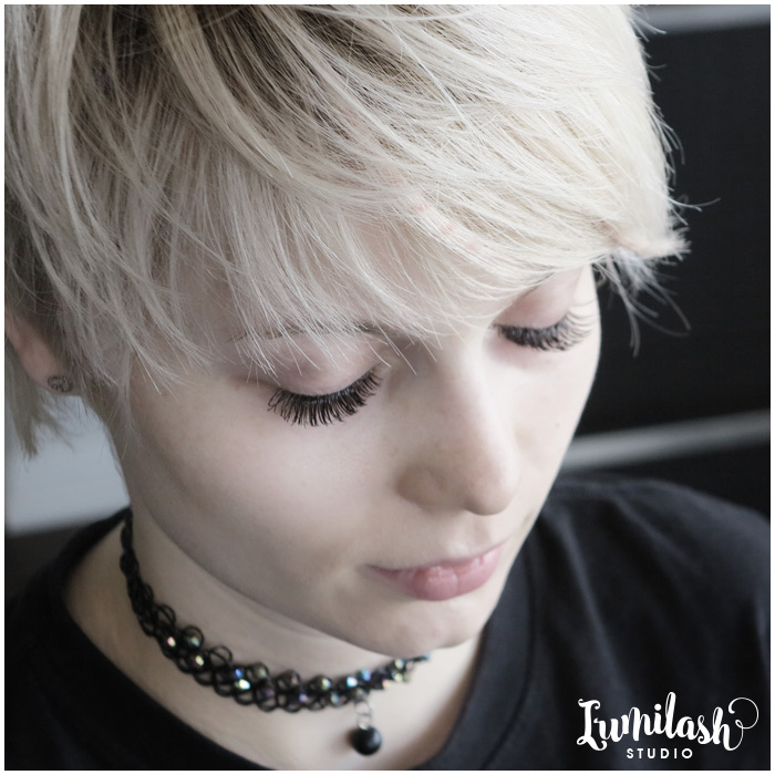 """Luminous"" Lash Set (20C/8-12)"