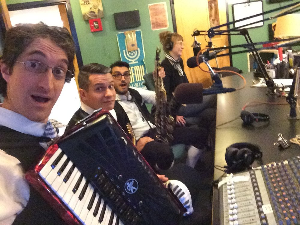 "Polka Radio doesn't get any wilder than ""Dance With Me, Stanley"" hosted by Stashu. If you missed our May 17th live show, check it out  here"
