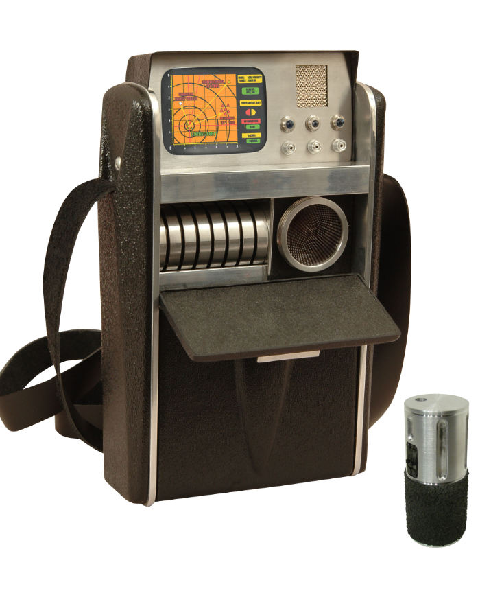 The original Tricorder.