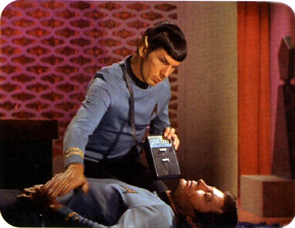 Tricorder from Star Trek