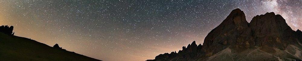 Stars above the desert