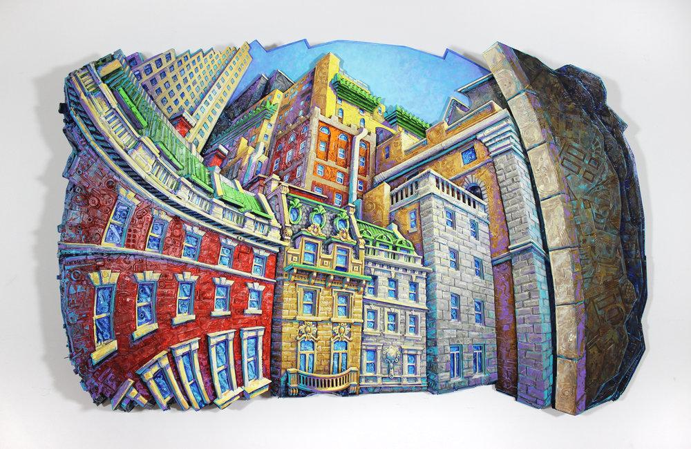 W. 54th St. NYC