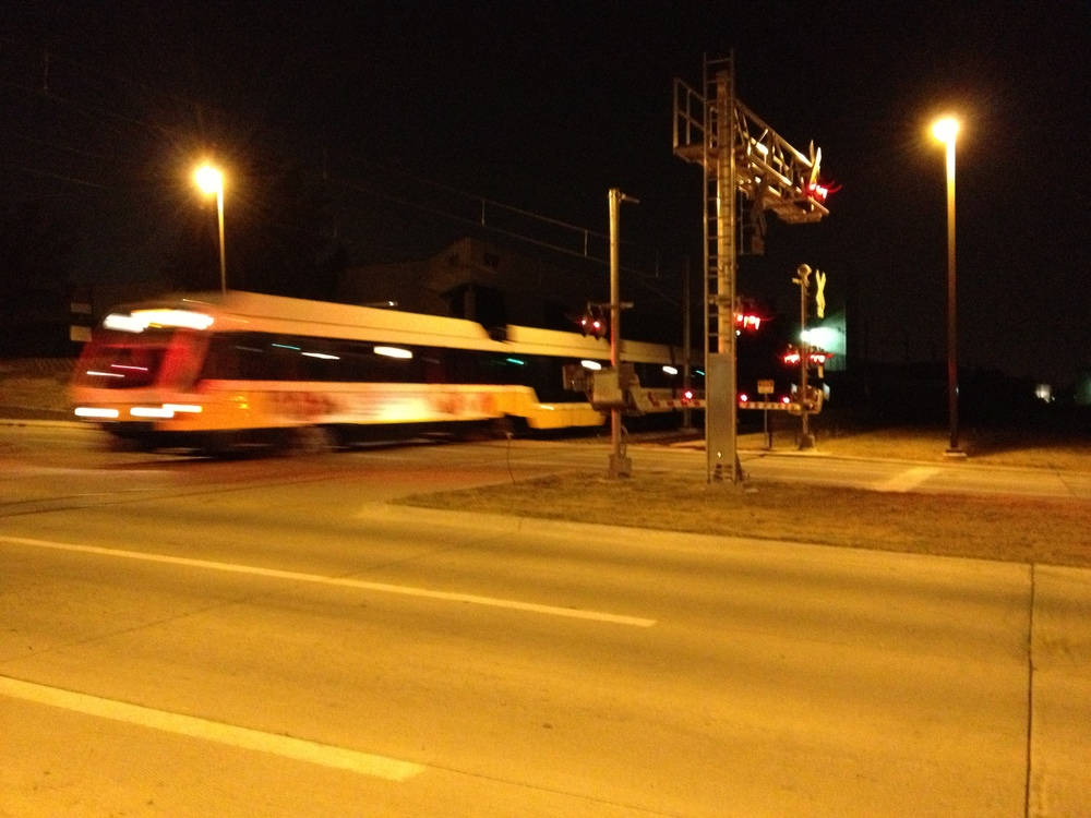 QuEST Rail Field Work