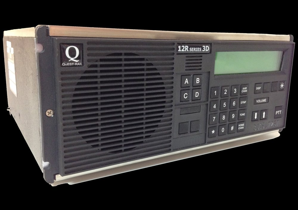 QuEST Rail 12R Series 3D Radio