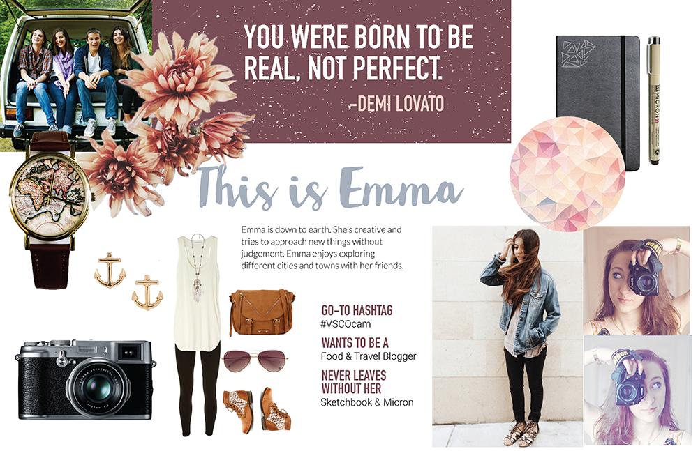 EMMA-Persona