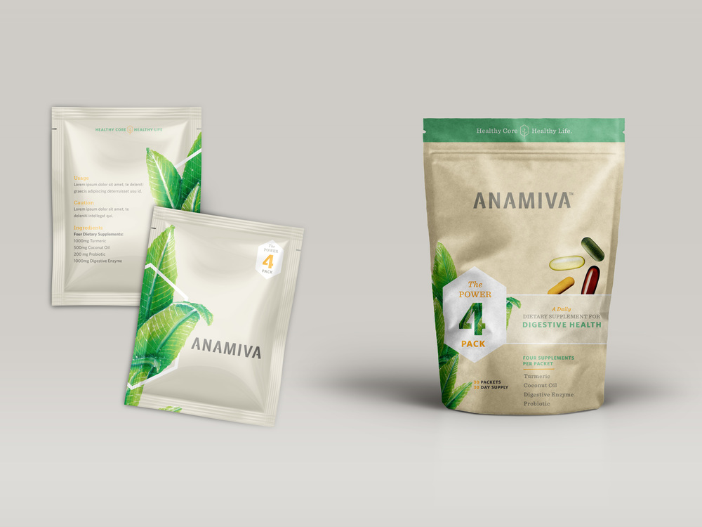 Anamiva Packaging
