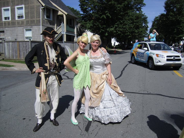 TINKERBELL, HER PIRATE FRIEND, AND FAIRY GODMOTHER!.jpg