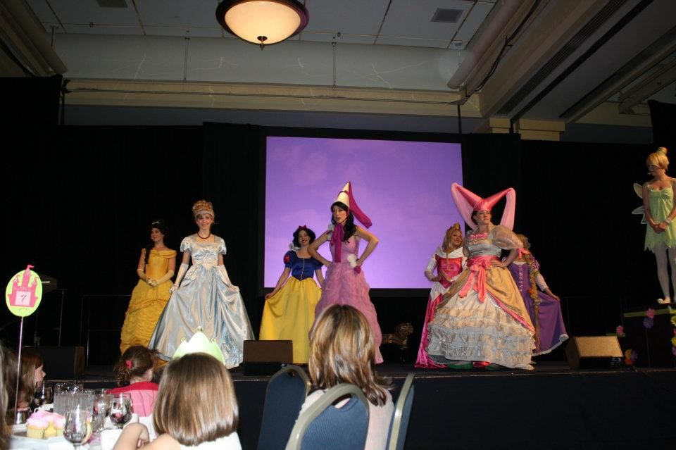 Cinderella's Step Sisters want to be Princesses too!