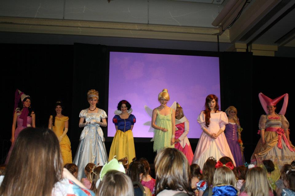 Everyone can be a Princess!