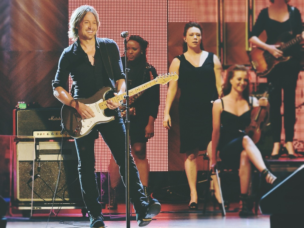 Keith Urban - CMT Artist of the Year Awards