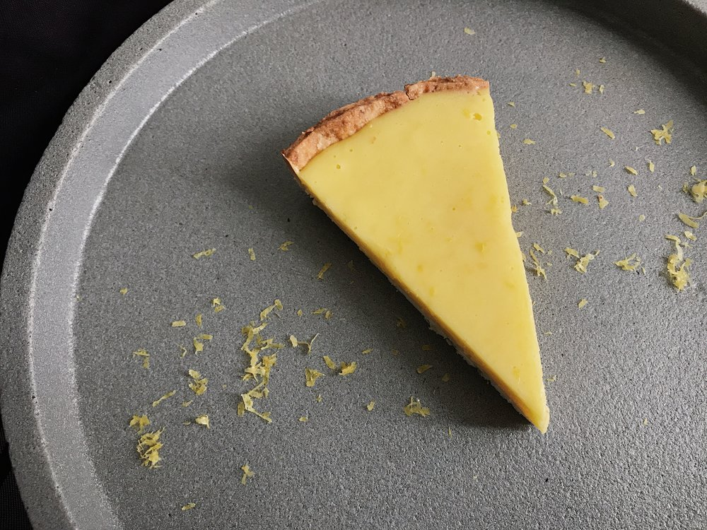 Lemon Delicious Tart