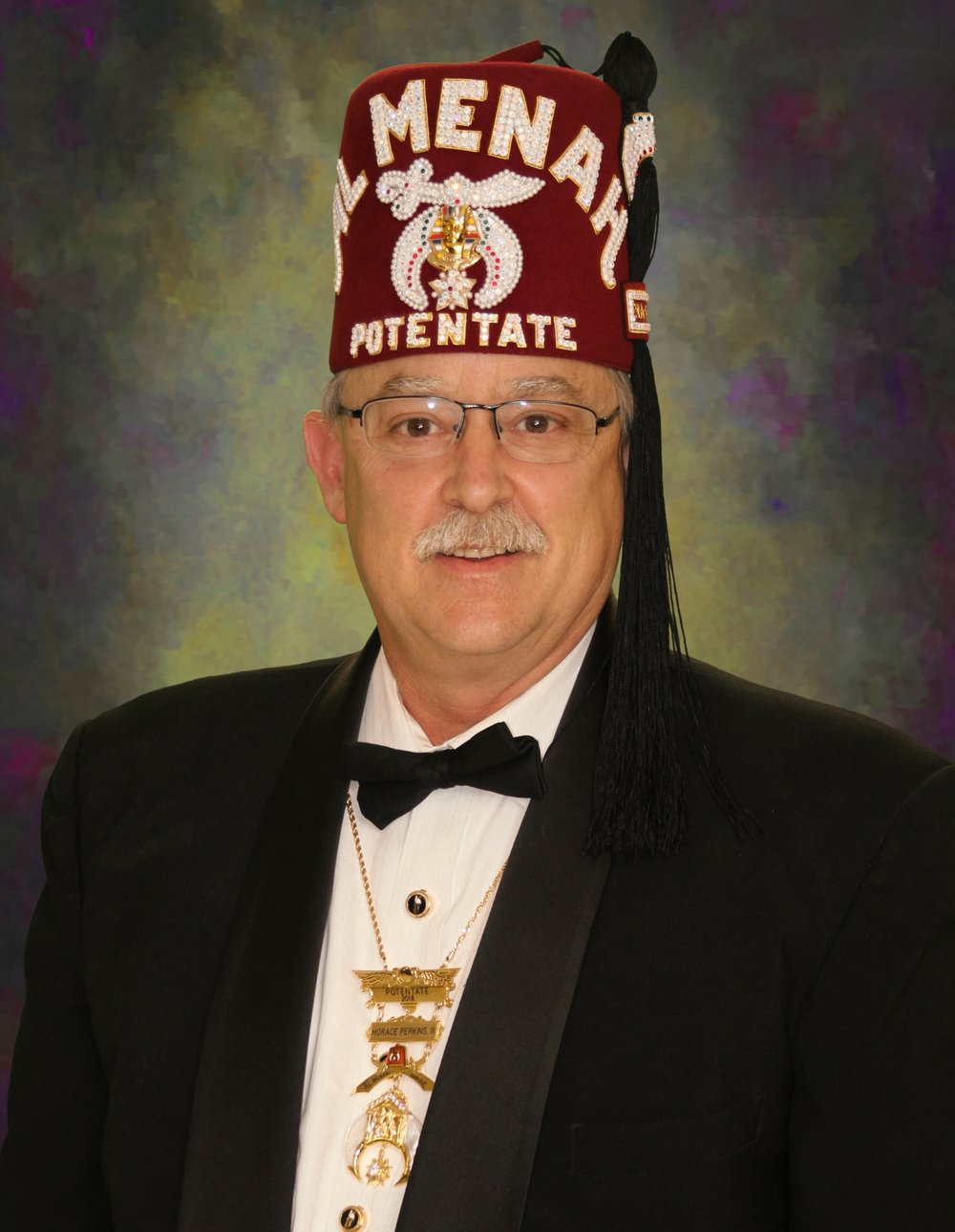 Horace Perkins, III, Potentate