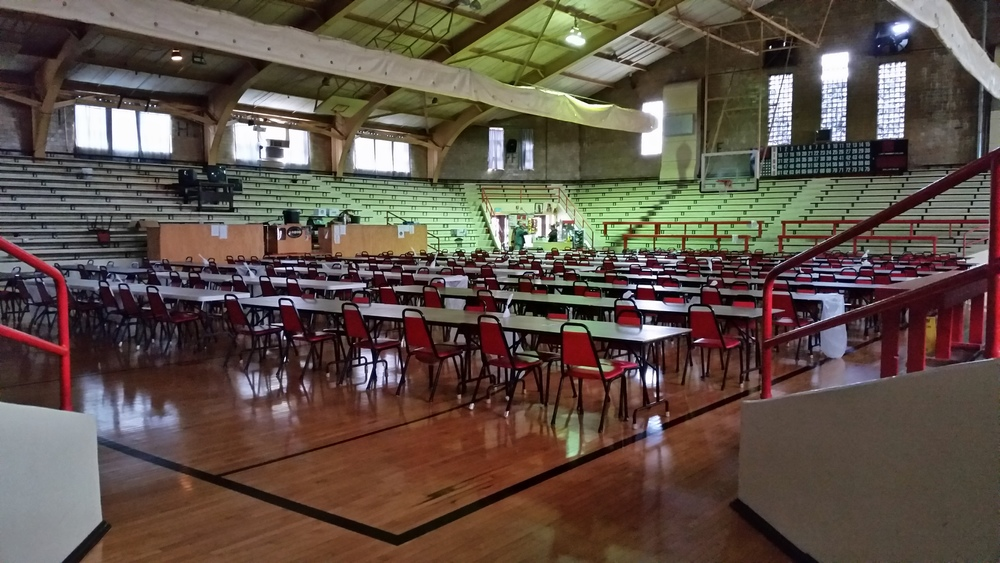 Miami Nation Of Indiana Gymnasium  - General Meeting location,