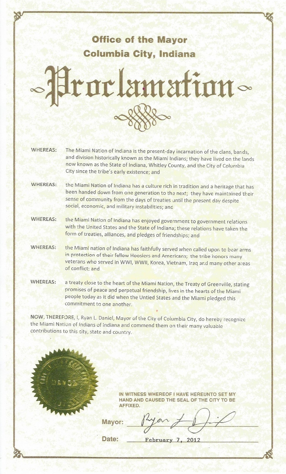 Proclamation City of Columbia City.jpg