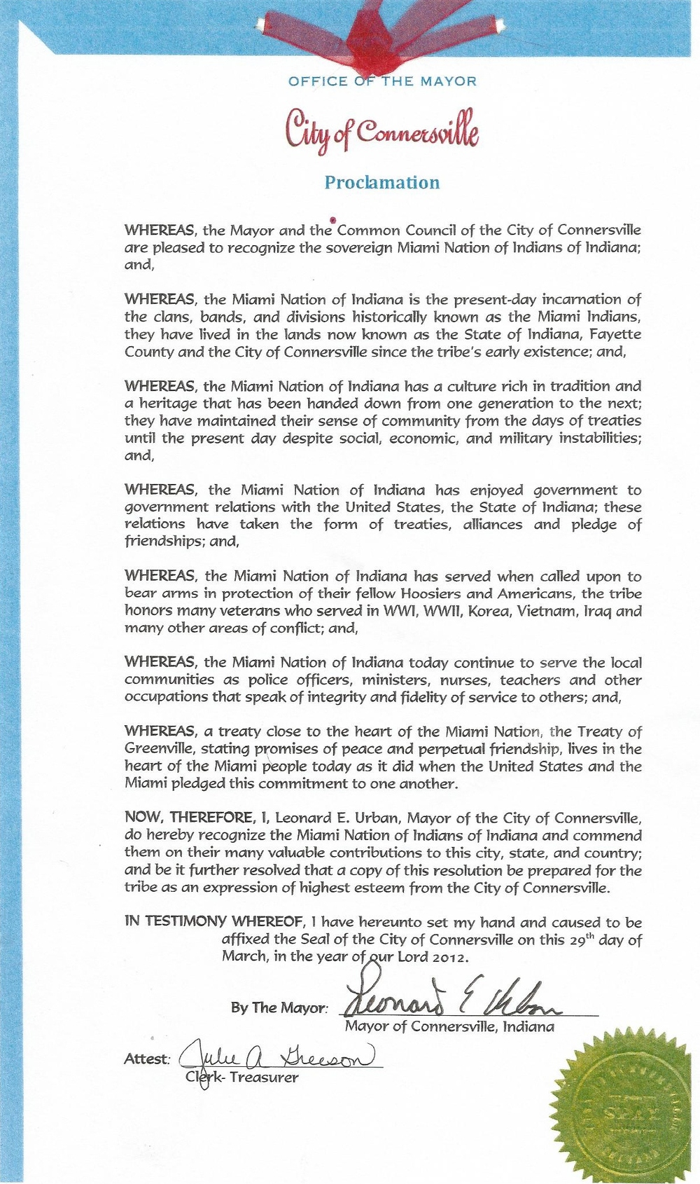 Proclamation City of Connersville.jpg