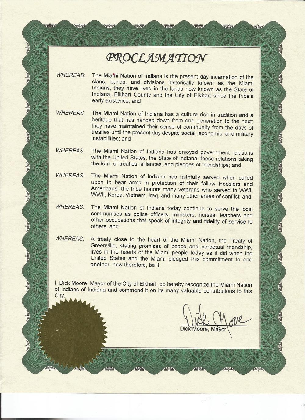 Proclamation City of Elkhart.jpg