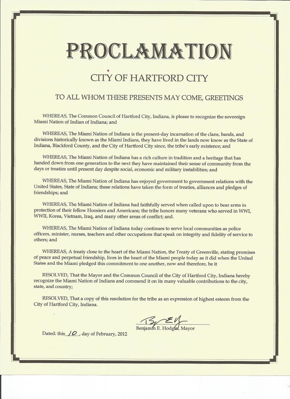 Proclamation City of Hartford City.jpg