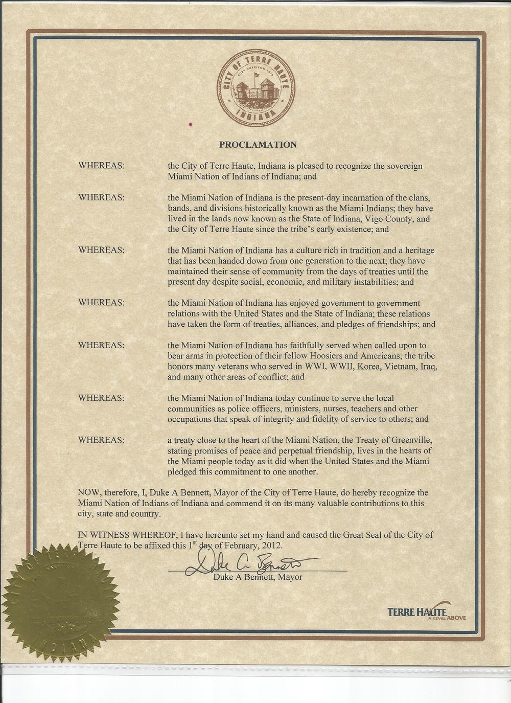 Proclamation City of Terre Haute.jpg