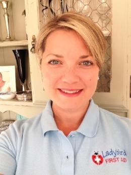 The lovely Rachel Moffatt