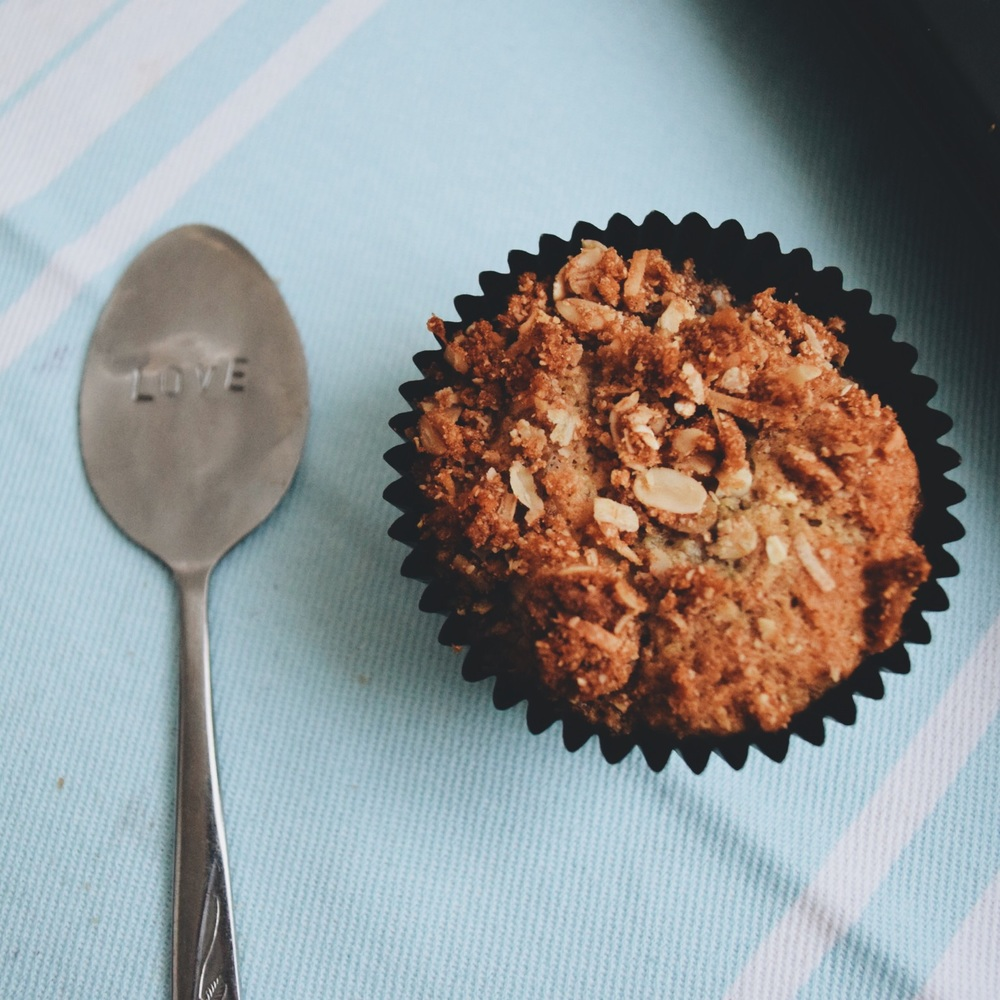 Ruby & Cake Oat Muffins