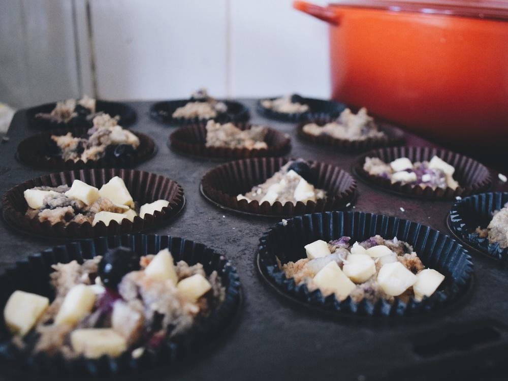 Ruby & Cake Muffins