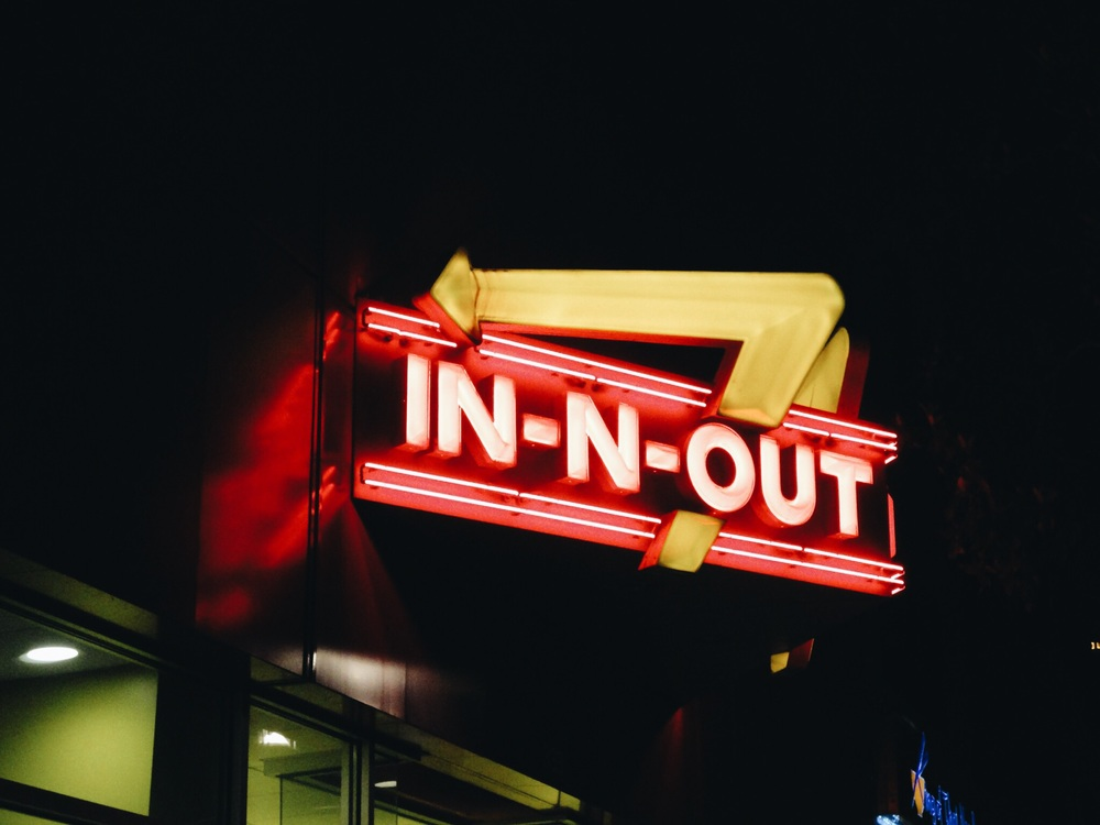 In-N-Out Burger San Francisco