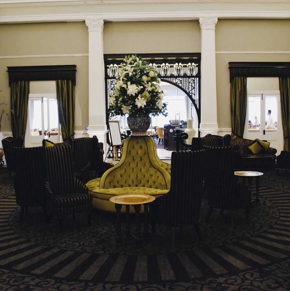 Main Hotel Foyer