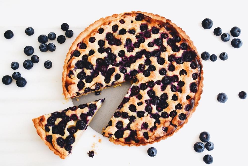 frangipane fruit tart