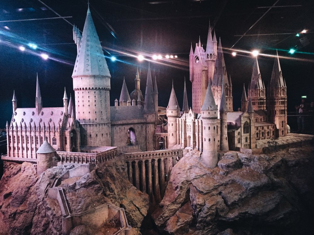 Hogwarts Castle The Making Of Harry Potter: Warner Bros Studio Tour London
