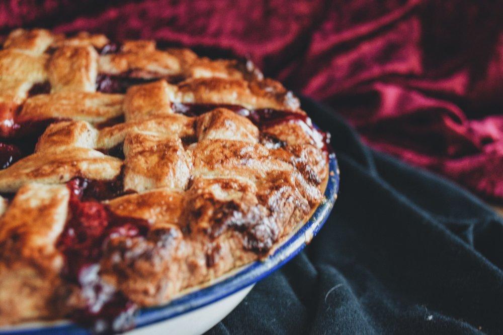 RR Diner Cherry Pie